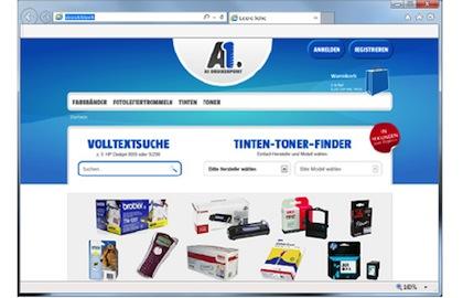 Shop HP Drucker
